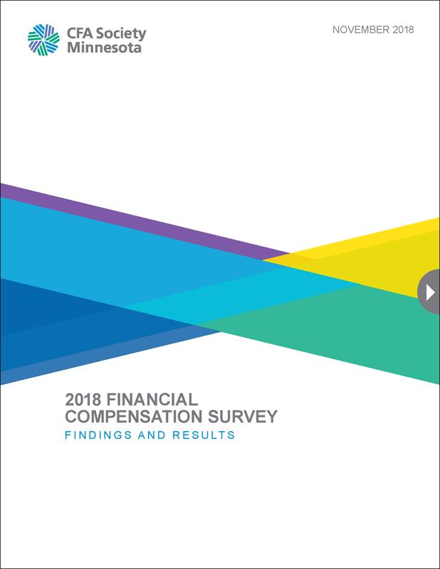 CFA Societies Financial Compensation Survey Results - Minnesota, North Dakota and South Dakota